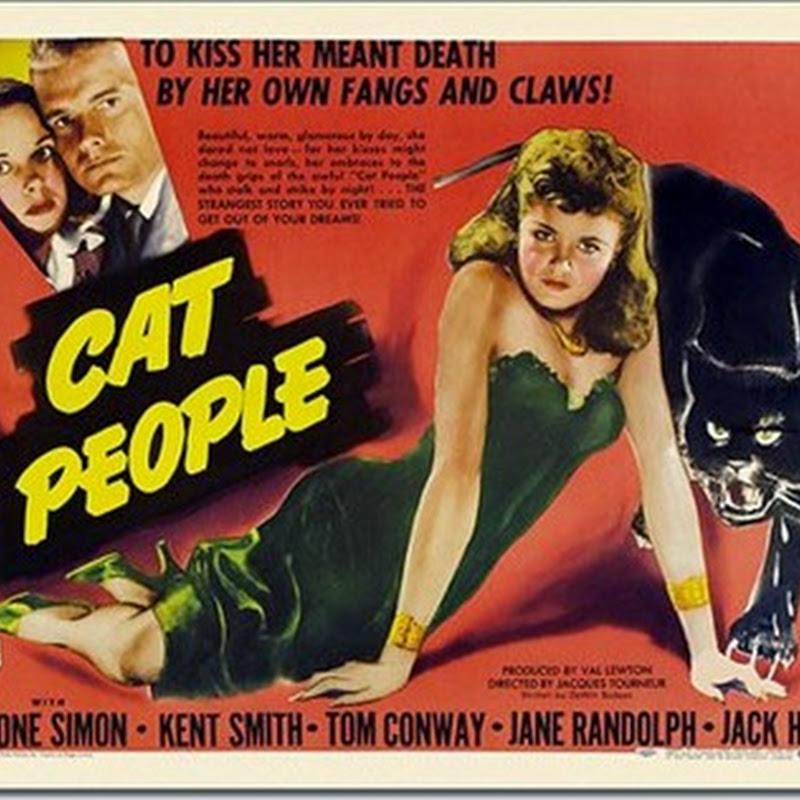 Cat people  1942...