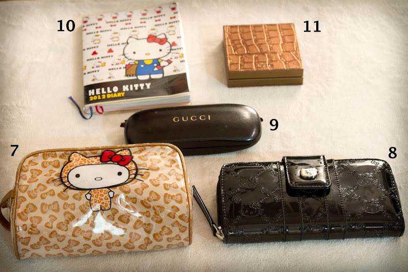 Hello Kitty x Forever 21 makeup/pencil bag - $8.80 [ Forever 21  title=