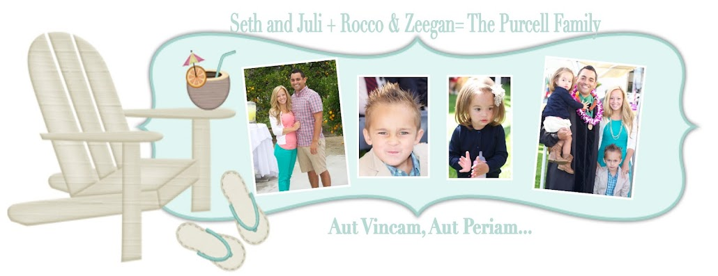 Seth & Juli + Rocco and Zeegan