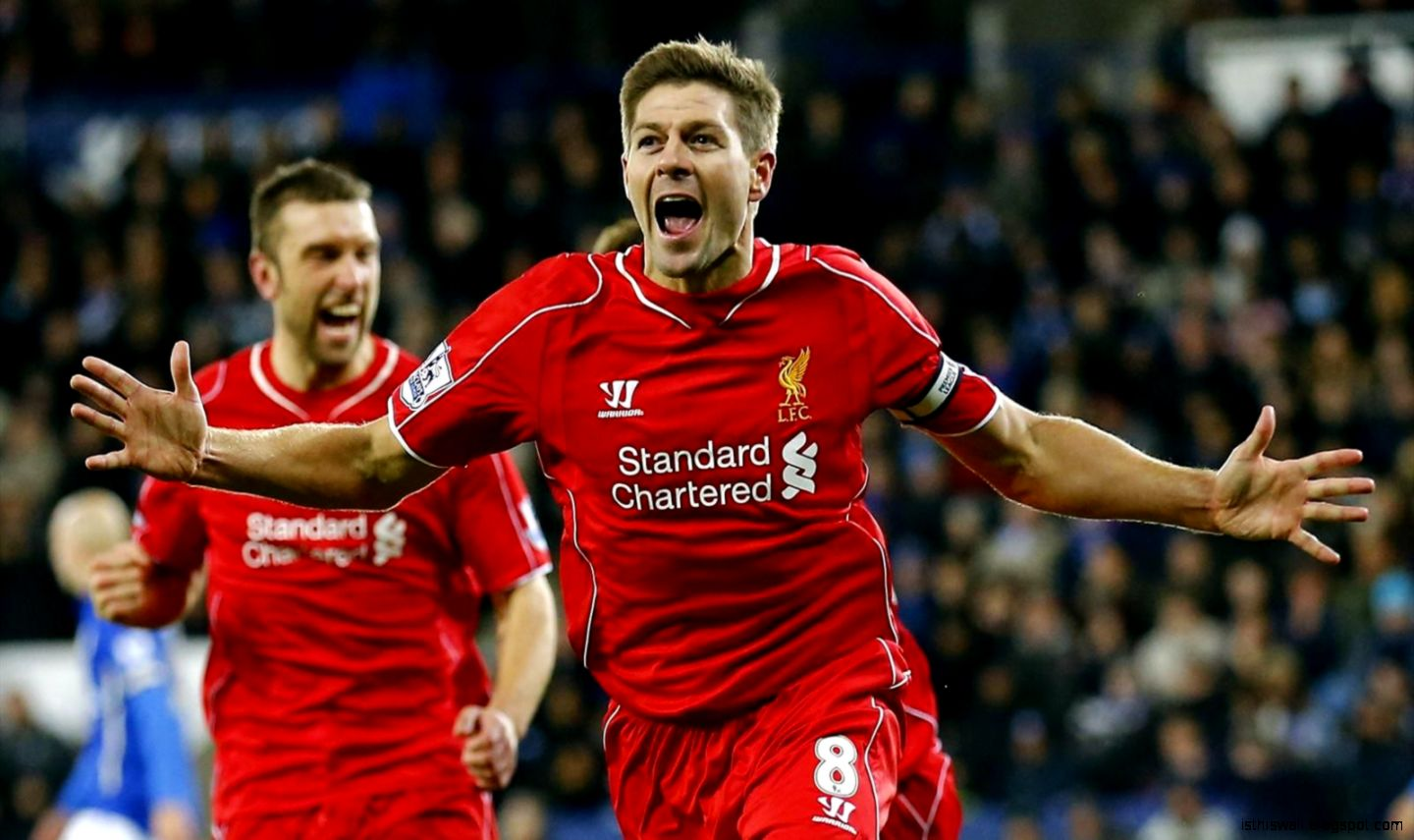 Liverpool confirm Steven Gerrard to leave in the summer   Premier