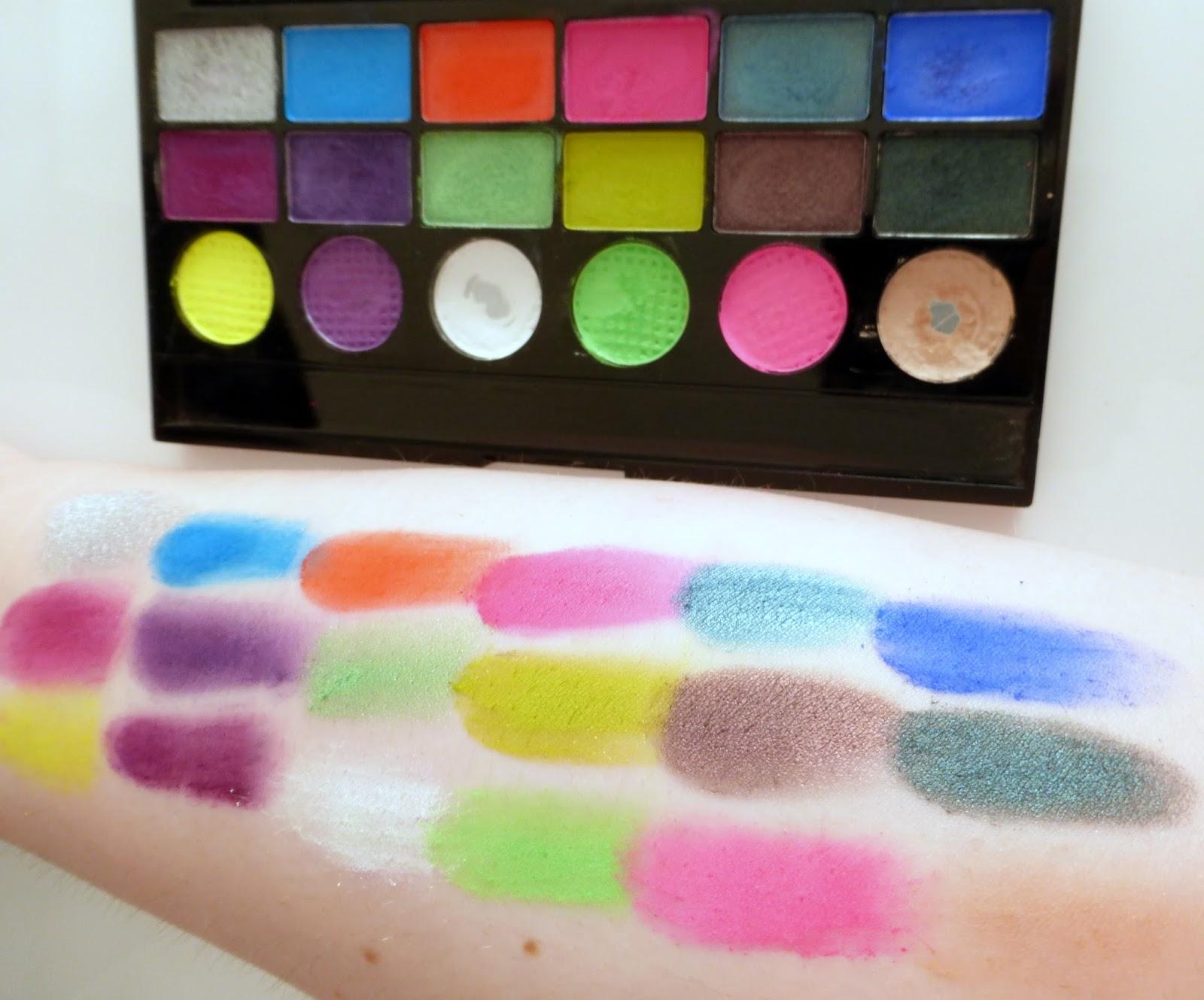 Makeup Revolution Salvation Palette