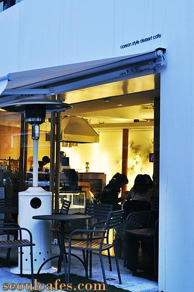 seoul cafes hongdae