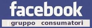GRUPPO consumatori su facebook