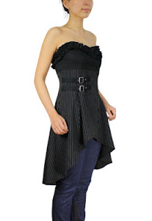 Plus Size Steampunk Dresses | Gothic-Clothing
