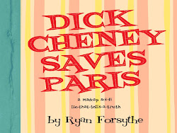 Visit Dick Cheney Saves Paris on Facebook