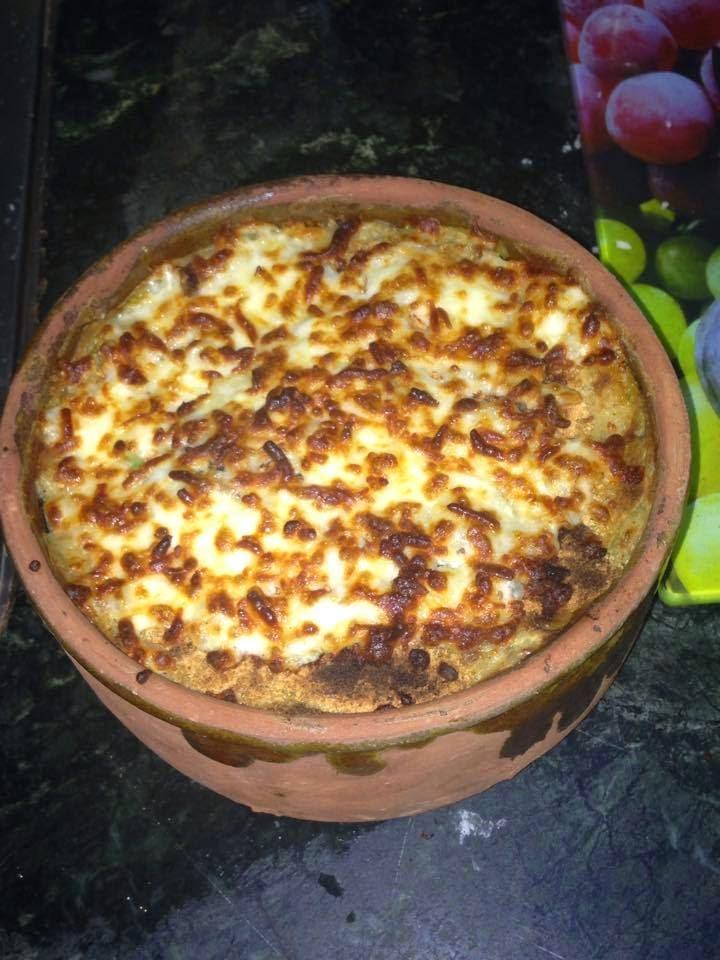طريقة عمل الازانيا , الازانيا في الفرن Lasagna
