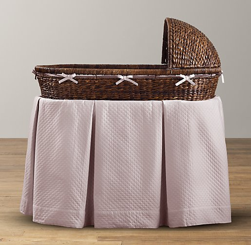 Bassinet Bedding For Girls4