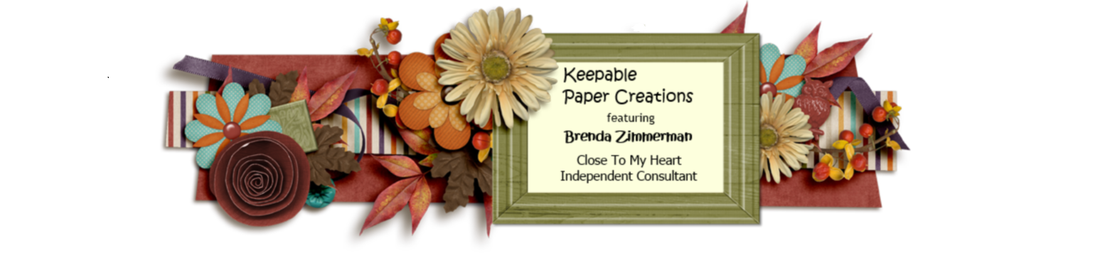 Keepable Paper Creations