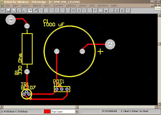 Cara Menggunakan / Menjalankan Protel PCB