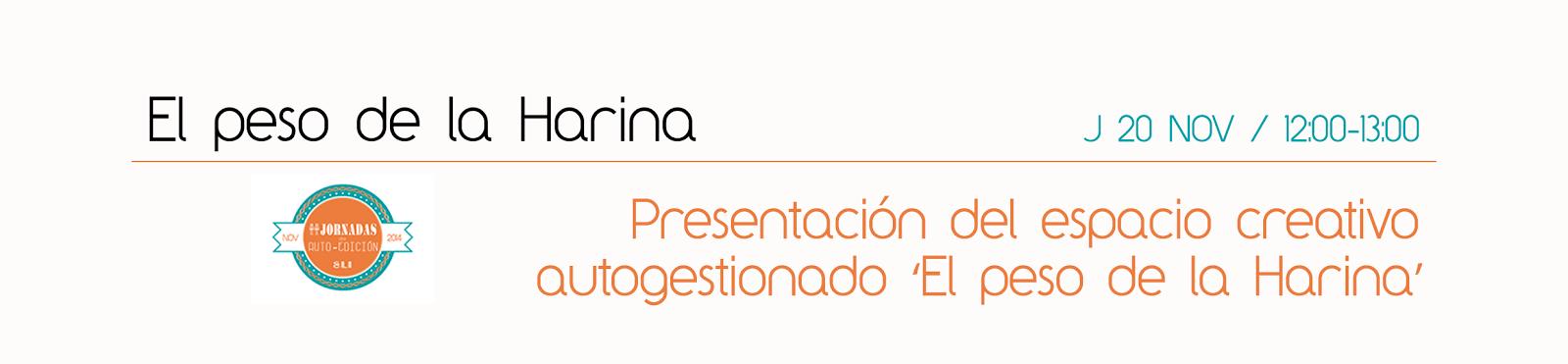 www.facebook.com/pages/El-peso-de-la-Harina