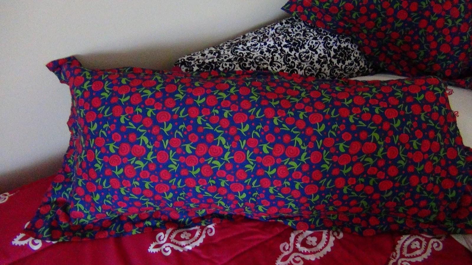 Long Decorative Roll Pillows : Chloe sBeautyLife: DIY Pillows! Body Pillow, Small Pillow, and Long Body Roll Pillow