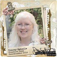2015 Donna Salazar Design Team ~ Creative Team Coordinator