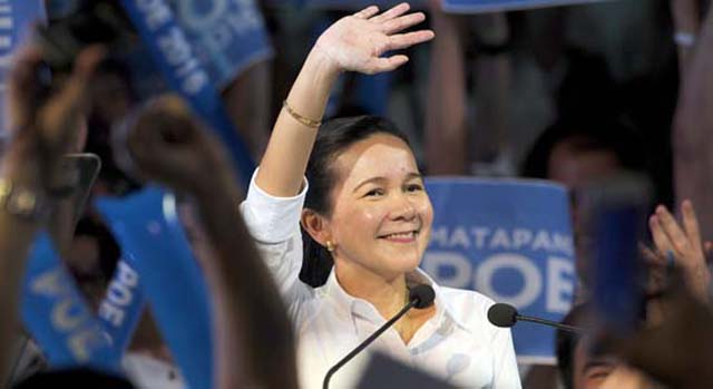 How will Grace Poe's DNA testing prove her citizenship