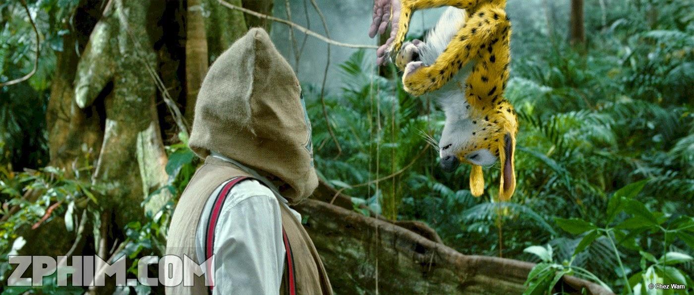 Ảnh trong phim Theo Dấu Marsupilami - Sur La Piste Du Marsupilami 4