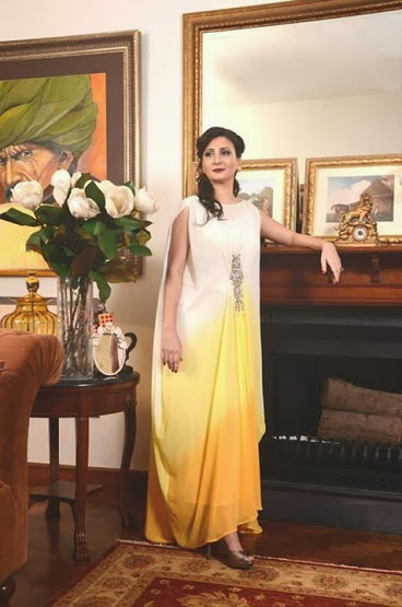 Sophia Mehta New Stylish Winter Dresses Collection 2013-14 For Girls & Women Fashion