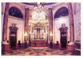 Santa Cueva de Cádiz : oratorio de la capilla superior