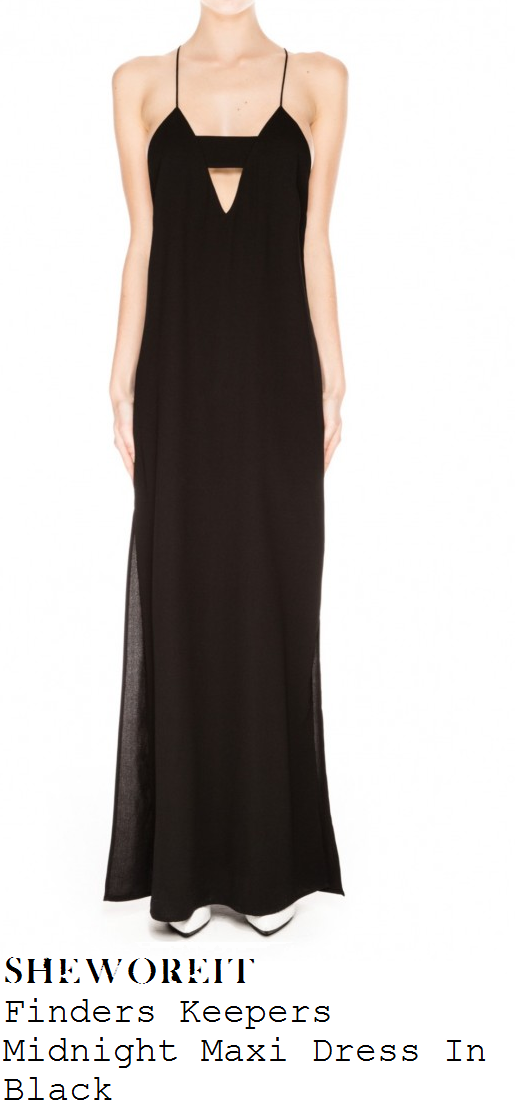 jessica-wright-black-sleeveless-v-neck-cut-out-detail-cami-strap-maxi-dress-tenerife