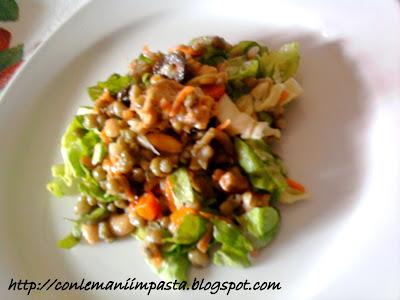 insalata golosa