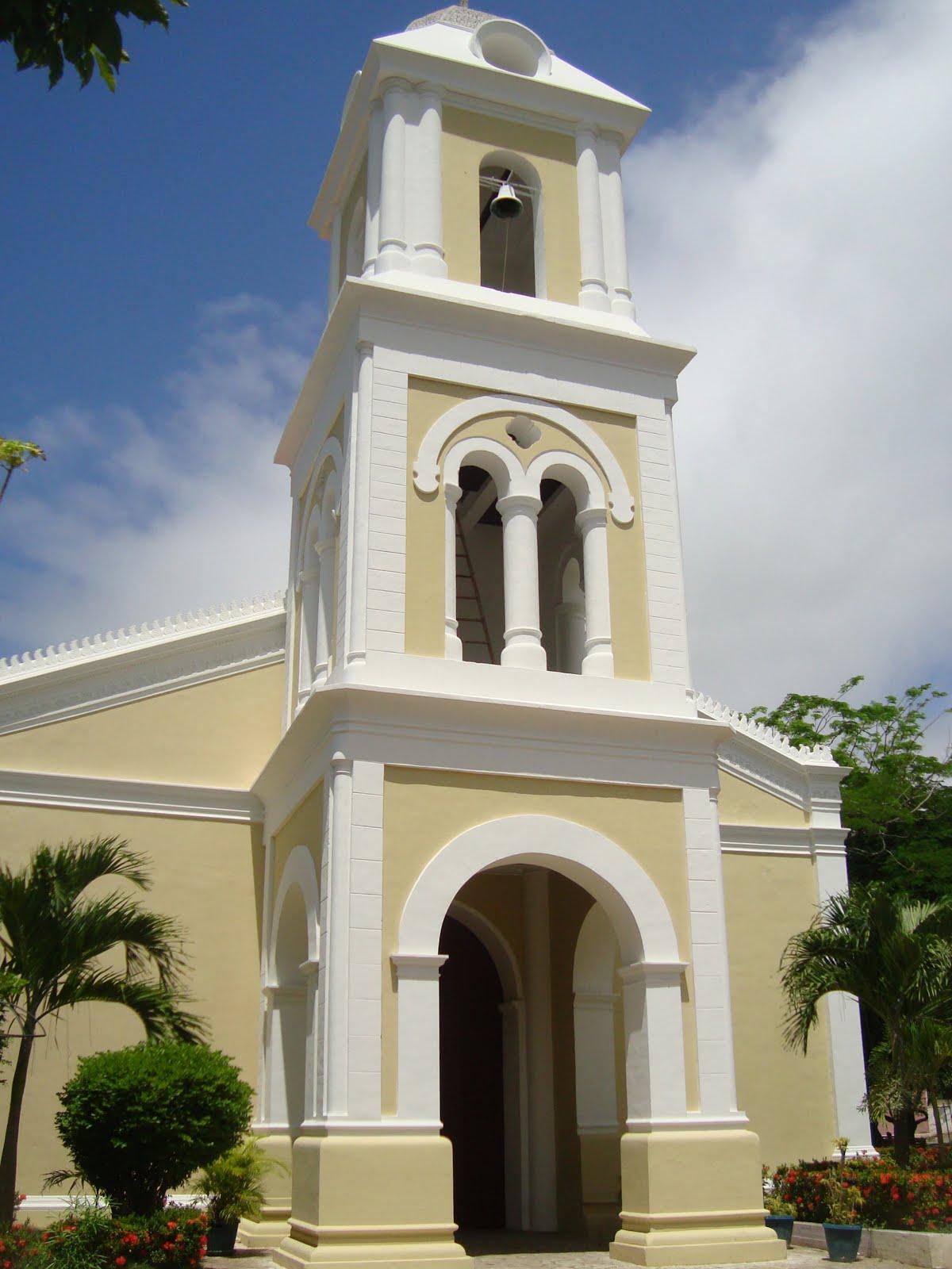 Iglesia San José de Paraguachí