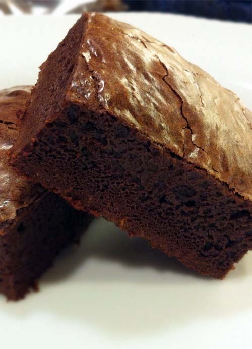 Classic Double Chocolate Brownies Recipe