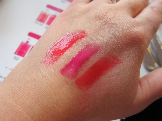 Lancome Lip Lover Swatches