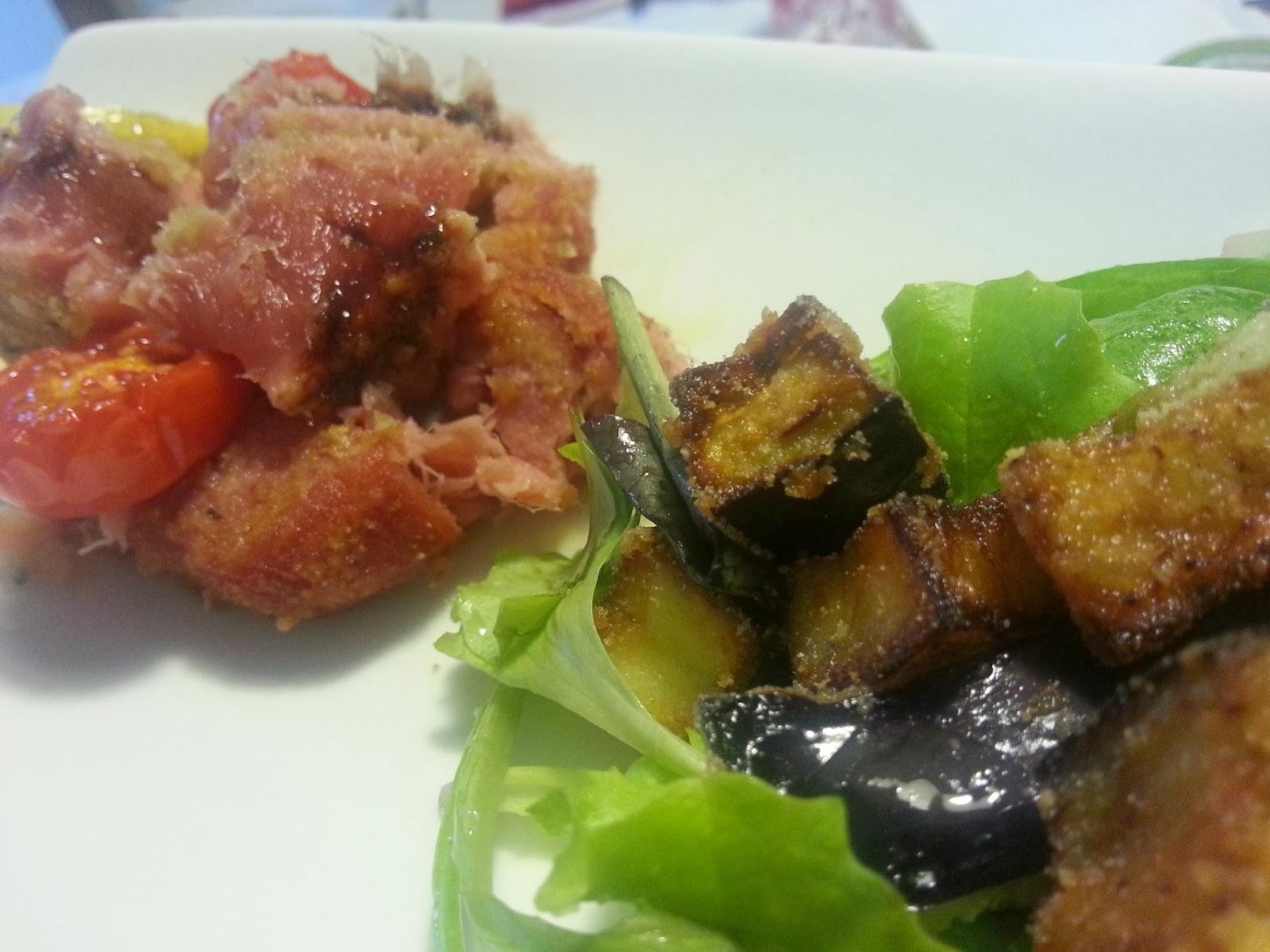 Fatemi cucinare tonno e melanzane mangiar di magro - Cucinare tonno fresco ...