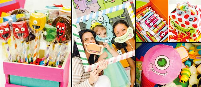 Ideas originales para fiesta infantil de monstruos