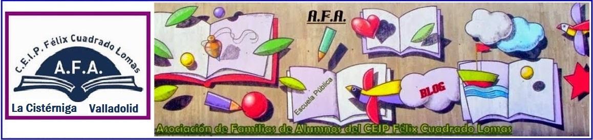 Asociación de Familias de Alumnos del CEIP Félix Cuadrado Lomas