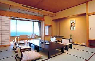 Contoh Ruang Makan Ala Jepang