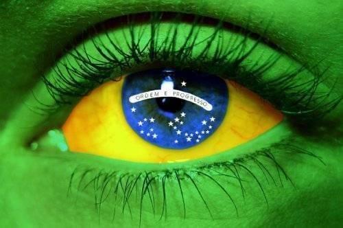 És mãe gentil, Pátria amada, Brasil!