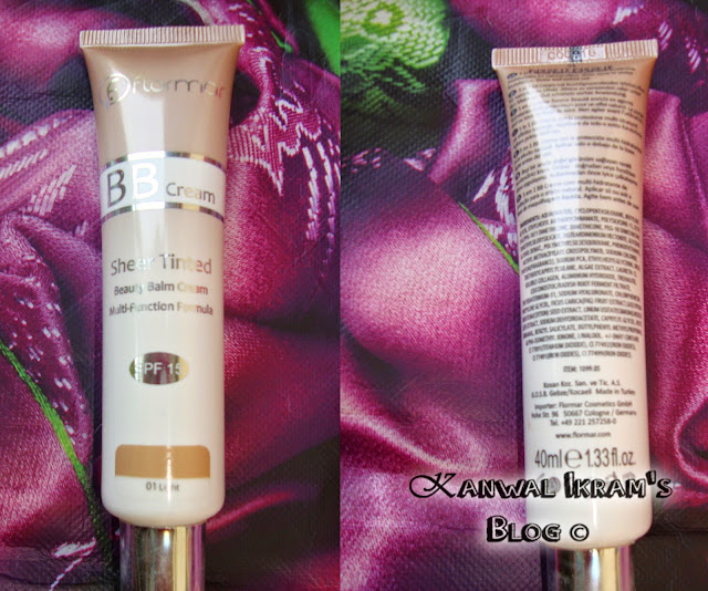 Flormar BB Cream- Review