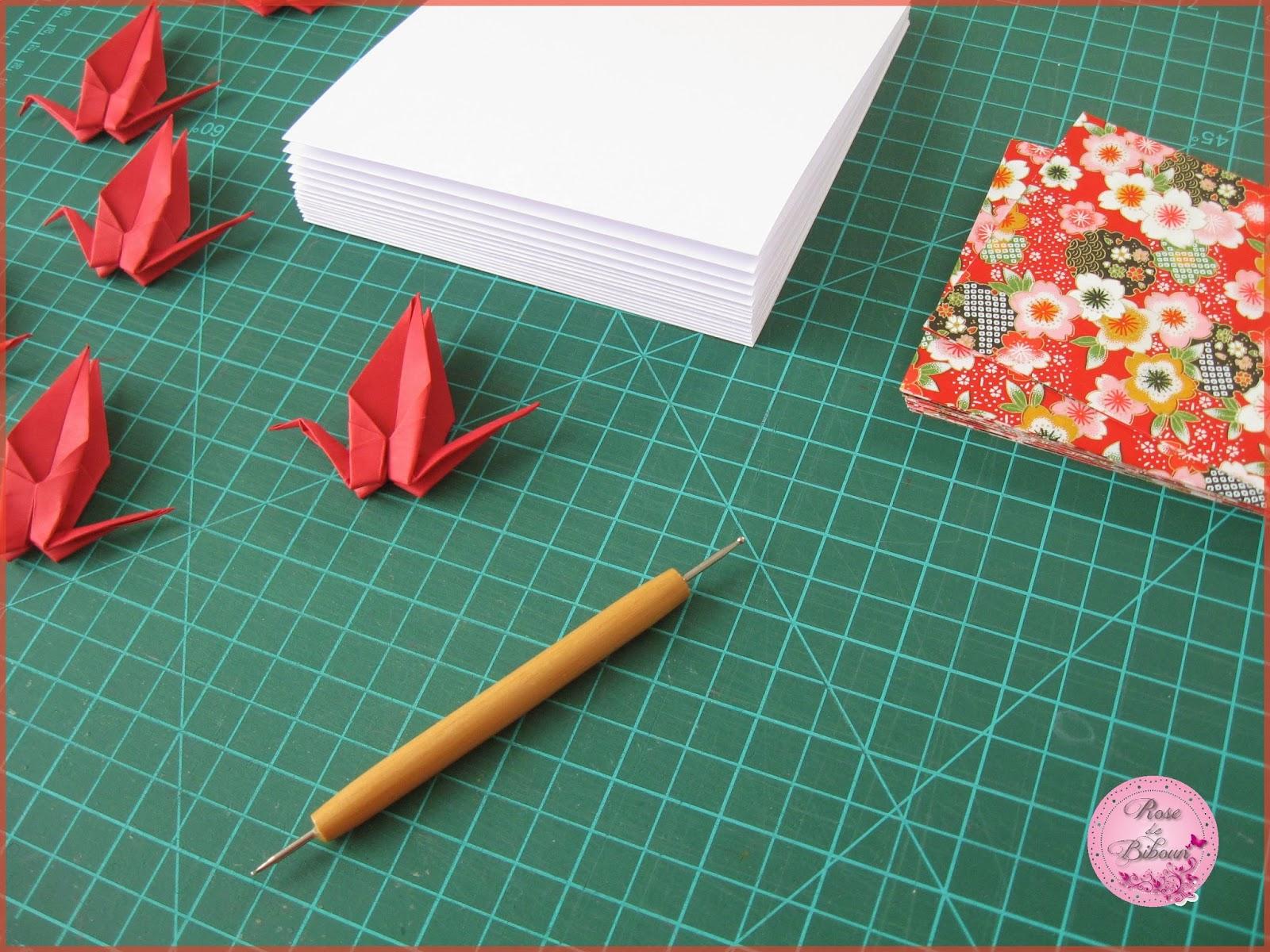 rose de biboun faire part de mariage et origami. Black Bedroom Furniture Sets. Home Design Ideas