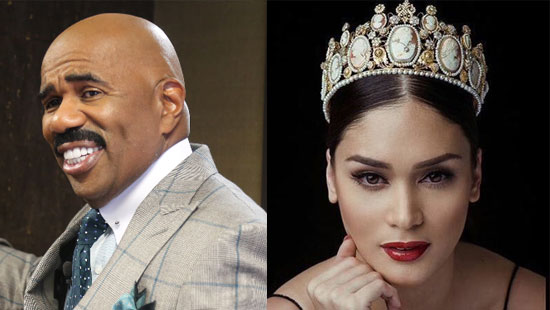 Steve Harvey 'horrible mistake' announcement on Miss Universe 2015