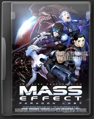 Mass Effect: Paragon Lost (BRRip HD Inglés Subtitulada) (2012)