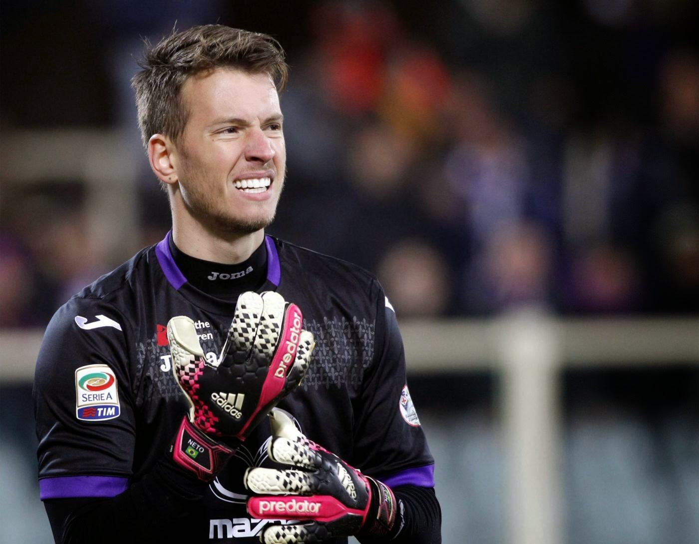 SBOBET - Neto Akan Meninggalkan Fiorentina
