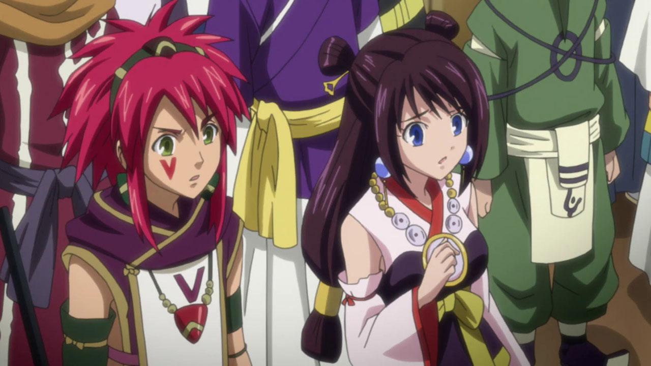 Arata the Legend Anime Reviews | Anime-Planet