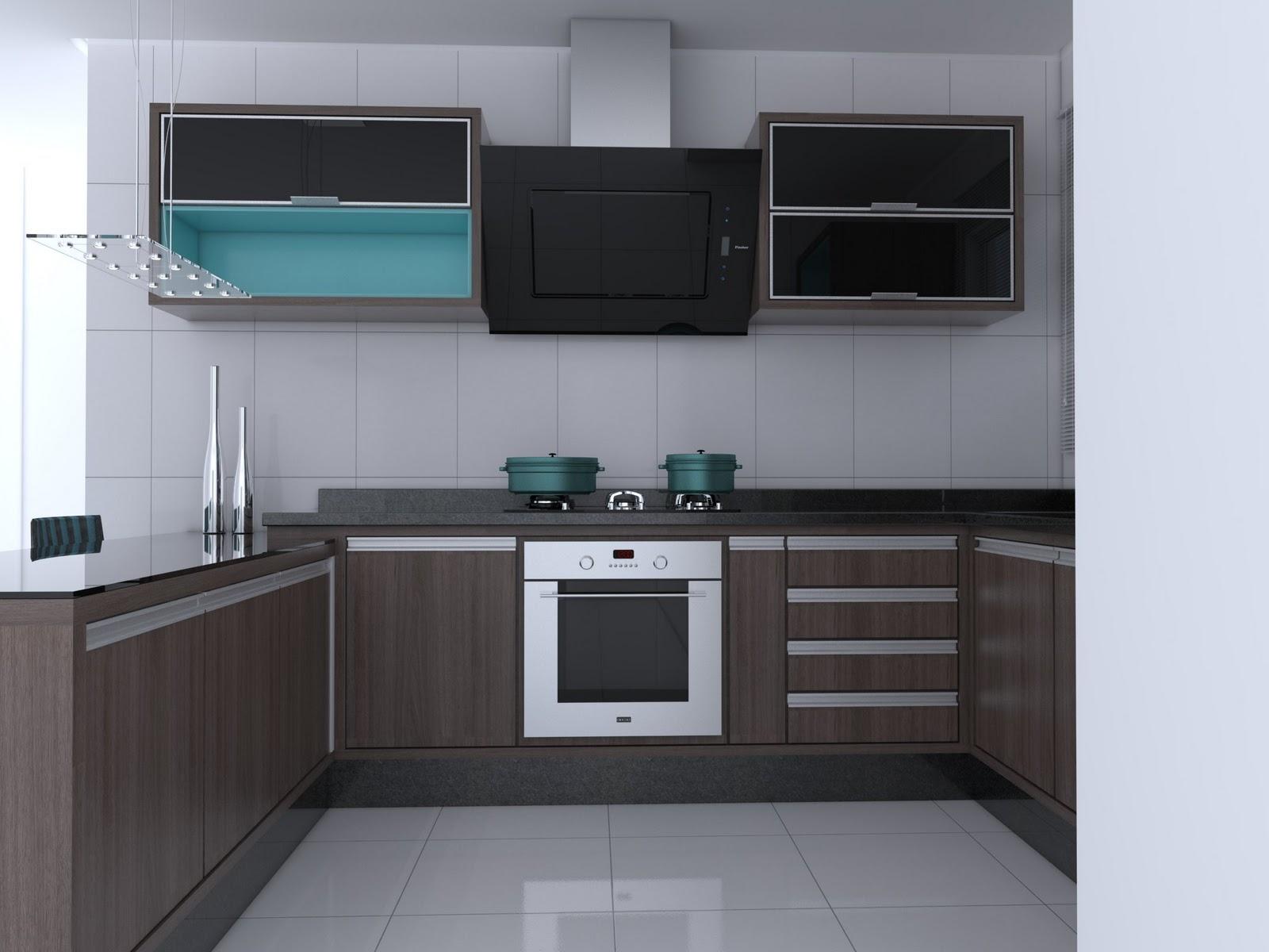 ... For cozinha planejada Cozinha planejada, Planejados e Minha cozinha