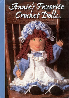 Annie's Favorite Crochet Dolls, книги о вязании, вязание крючком