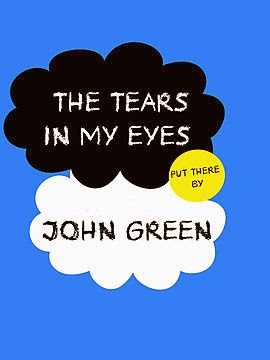 authoress in the making the fault in our stars by john green