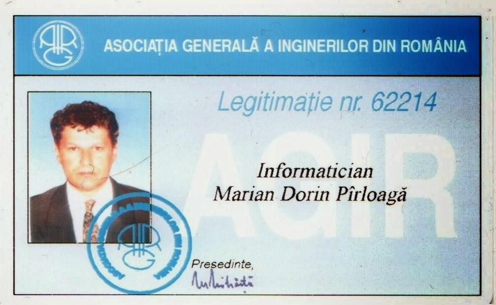 A.G.I.R.- Societatea Natională a Inginerilor din Telecomunicații