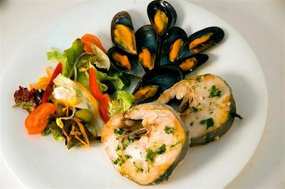 Peix i Marisc al Restaurant La Vila de Pals