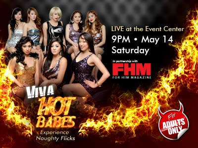 VIVA Hot Babes Reunion Show Live in Thunderbird Resorts, Rizal, picture, image, photos