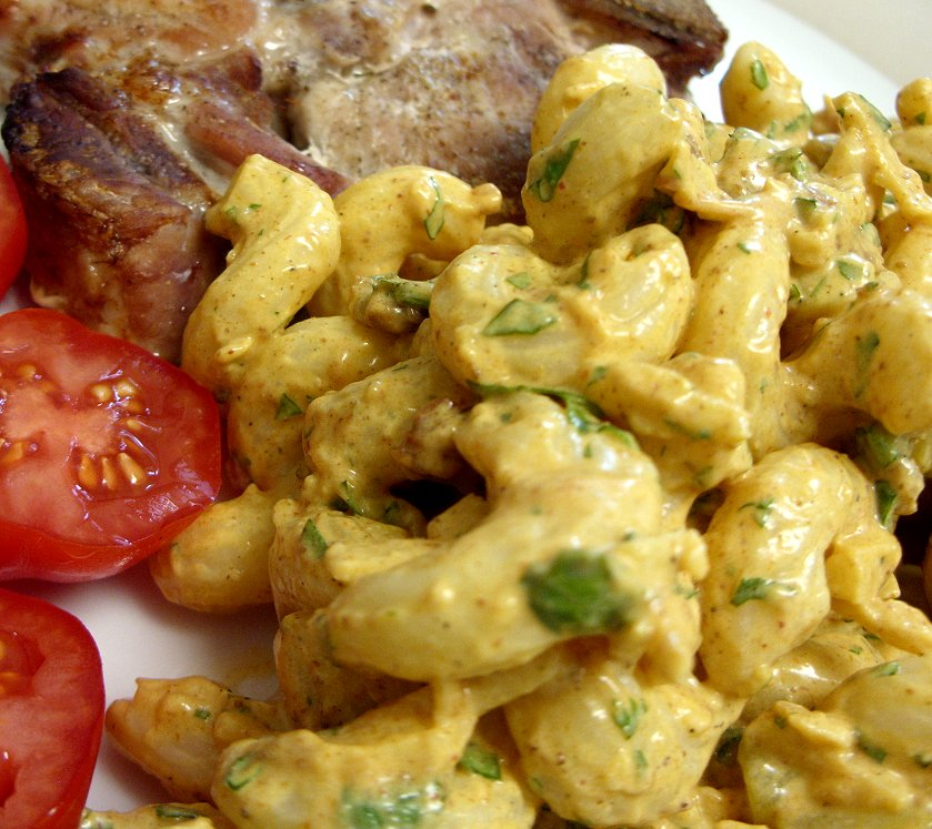 egg salad curried chicken pasta salad the pioneer woman chicken curry ...
