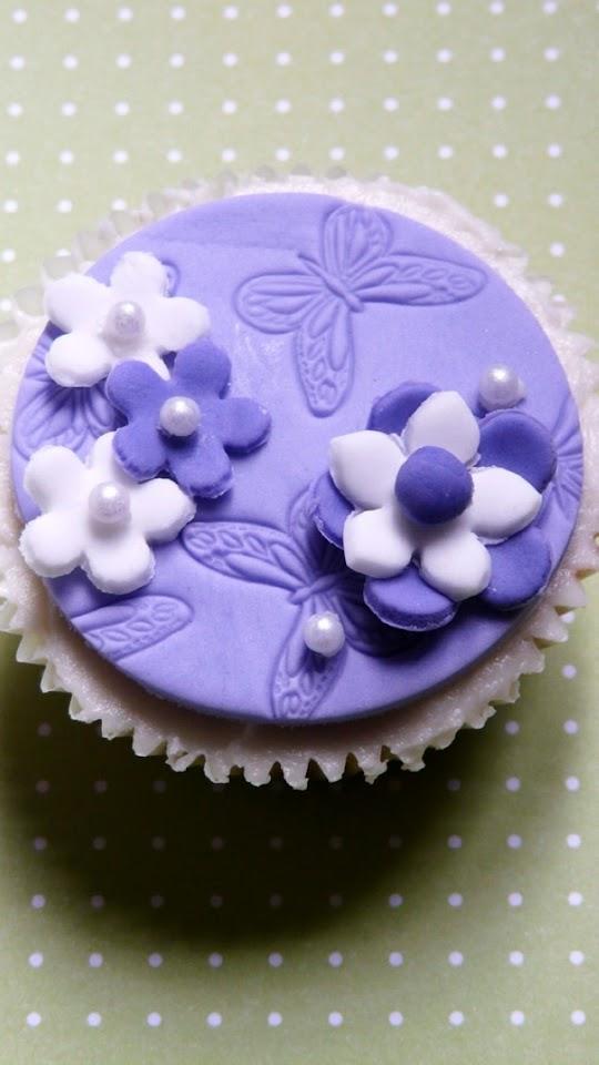 Purple Butterfly Cakes   Galaxy Note HD Wallpaper