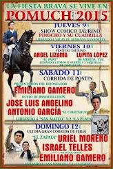Gamero, El Chihuahua, Angelino, Tellez y El Zapata, anunciados en Pomuch