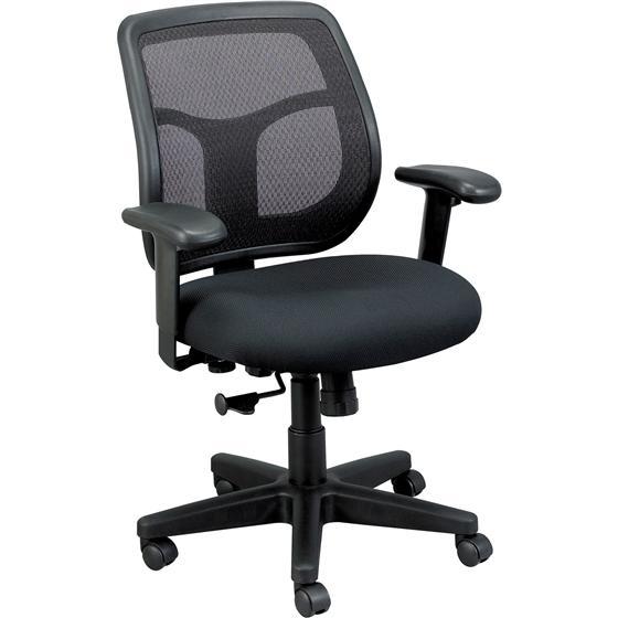 Mobiliario deco mobiliario de oficina diez sillas for Sillas cajeras ergonomicas