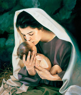 Maria Mãe de Deus!