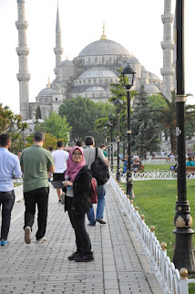Blue Mosque, Istanbul 2016