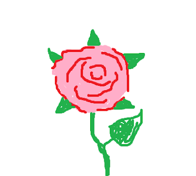 How to Draw a Doodle Rose | tutorial