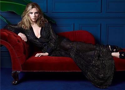MANGO mit Scarlett Johansson